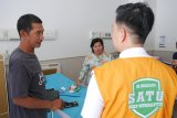 Petugas BPJS SATU telah hadir di empat RSUD DAS Barito