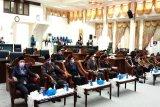 Pemkab dan DPRD Barito Utara dengarkan pidato Presiden