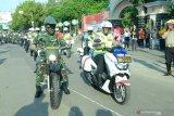 Gugus Tugas Kota Metro sosialisasikan pencegahan COVID-19