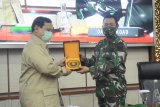 Wakasad dampingi Menhan Prabowo Subianto ceramah pembekalan siswa Seskoad
