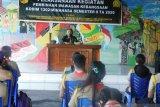 Kodim 1302 Minahasa lakukan pembinaan wawasan kebangsaan kepada pelajar