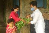 YKWS : Cegah stunting dengan program kebun sayuran buah dan tanaman obat