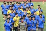 Pelatih Shin Tae-yong pulangkan dua pemain timnas U-19 karena indisipliner