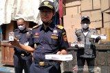 Selama pandemi, Bea Cukai Kudus ungkap 57 kasus pelanggaran pita cukai