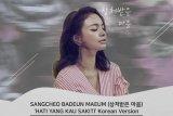 Lagu 'Hati Yang Kau Sakiti' versi Korea jadi rekaman terlama bagi Rossa
