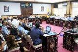 Pemkot Mataram mengevaluasi pelaksanaan reformasi birokrasi dan SAKIP
