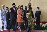 Pidato Sidang Tahunan, Puan Maharani dorong penanganan pandemi