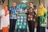 Bupati Inhil Muhammad Wardan resmikan Prof's Coffee di Pekanbaru