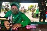 Persit KCK/XIV Hasanuddin gelar lomba menjahit masker