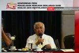 Din Syamsuddin: KAMI siap berdiskusi dengan siapapun asalkan berbasis data