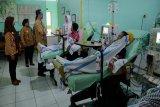 Layanan cuci darah bagi peserta JKN-KIS di RSUD Buntok cukup 'fingerprint'