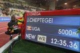Di tengah pandemi COVID-19, Joshua Cheptegei justru pecahkan rekor dunia lari
