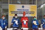 BNNP Sultra ringkus dua tersangka pengedar sabu-sabu seberat 1,1 kilogram