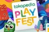 Berbagi inspirasi dengan Tokopedia Play Fest