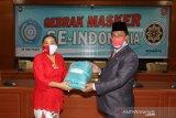 TP PKK Papua akan membagikan masker bagi ibu dan anak