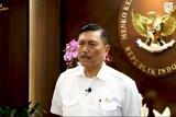 Luhut: Pandemi kuatkan persatuan dan kesatuan Indonesia