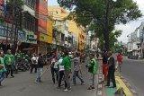 Geng motor ricuh saat konvoi kemerdekaan di Medan