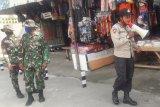 HUT RI ke-75 ditandai patroli gabungan TNI-Polri di Puncak Jaya