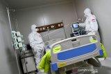 ICU tanpa AC dapat melindungi dokter dari COVID-19