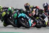 Zarco  tabrakan dengan Morbidelli di GP Austria