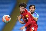 Kontrak bek muda Liverpool Neco Williams diperpanjang