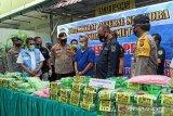 Polisi gagalkan peredaran 100 kg sabu-sabu dan 50.000 pil ekstasi