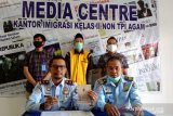 Tinggal tiga tahun di Bukittinggi, Imigrasi Agam amankan satu warga Malaysia