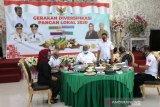 Gubernur Sultra mendorong gerakan konsumsi pangan lokal