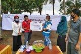 PLN bantu alat tangkap ikan untuk nelayan Mamuju terdampak COVID-19