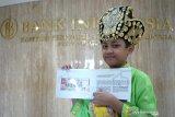 Inilah sosok anak Gorontalo dalam uang baru Rp75 ribu