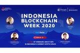 IBW 2020 fokus pada pembahasan teknologi blockchain