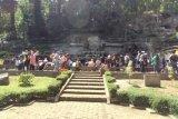 Candi Jolotundo di Mojokerto jadi tujuan  wisatawan saat 1 Muharam