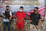Ada pabrik ekstasi di LP, Polisi periksa empat sipir Rutan Salemba
