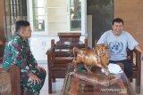 Bupati Minahasa Tenggara bersama Dandim koordinasi penanganan COVID-19