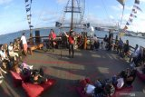 'Pirate Dinner Cruise' di Benoa Bali beroperasi lagi dengan protokol kesehatan