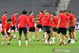Gelandang Sevilla yakin timnya  bisa kalahkan siapapun