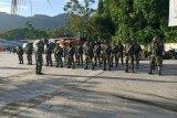 Dandim 1301/Sangihe lepas keberangkatan 53 prajurit satgas pam pulau terluar
