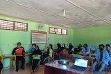 Kukerta UR di Lubuk Jawi Rohil sosialisasikan adaptasi pengajaran daring