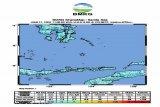 Gempa bumi magnitudo 5,3 guncang Laut Banda