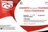 Telkomsel Pamasuka berikan bantuan paket data cloudX di tujuh provinsi