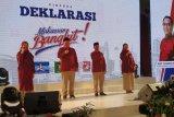 Pasangan bakal calon Pilkada Kota Makassar Appi-Rahman gelar deklarasi