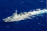 China kirim pasukan lengkap ke Laut Cina Selatan dan Selat Taiwan