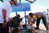 Wali kota luncurkan budidaya ikan laut di teluk Manado