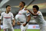 Sevilla juara Liga Europa setelah taklukkan Inter. Ini catatannya