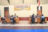 Polresta Jayapura Kota gelar pemeriksaan administrasi Bintara Polri