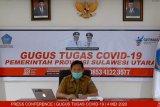 Warga Sulawesi Utara jalani tes cepat COVID1-19 tercatat 53.959 orang