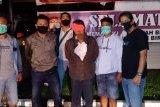 Cabuli anak kandung sendiri, sopir truk di Padang diamankan polisi