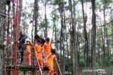 Hutan wisata alam Palembang kembali dibuka