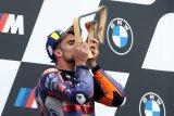 Pebalap Oliveira klaim kemenangan perdana MotoGP di Spielberg