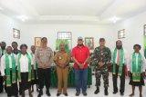 Kapolda Papua resmikan Gereja Patmos di Kampung Yarsun Sarmi